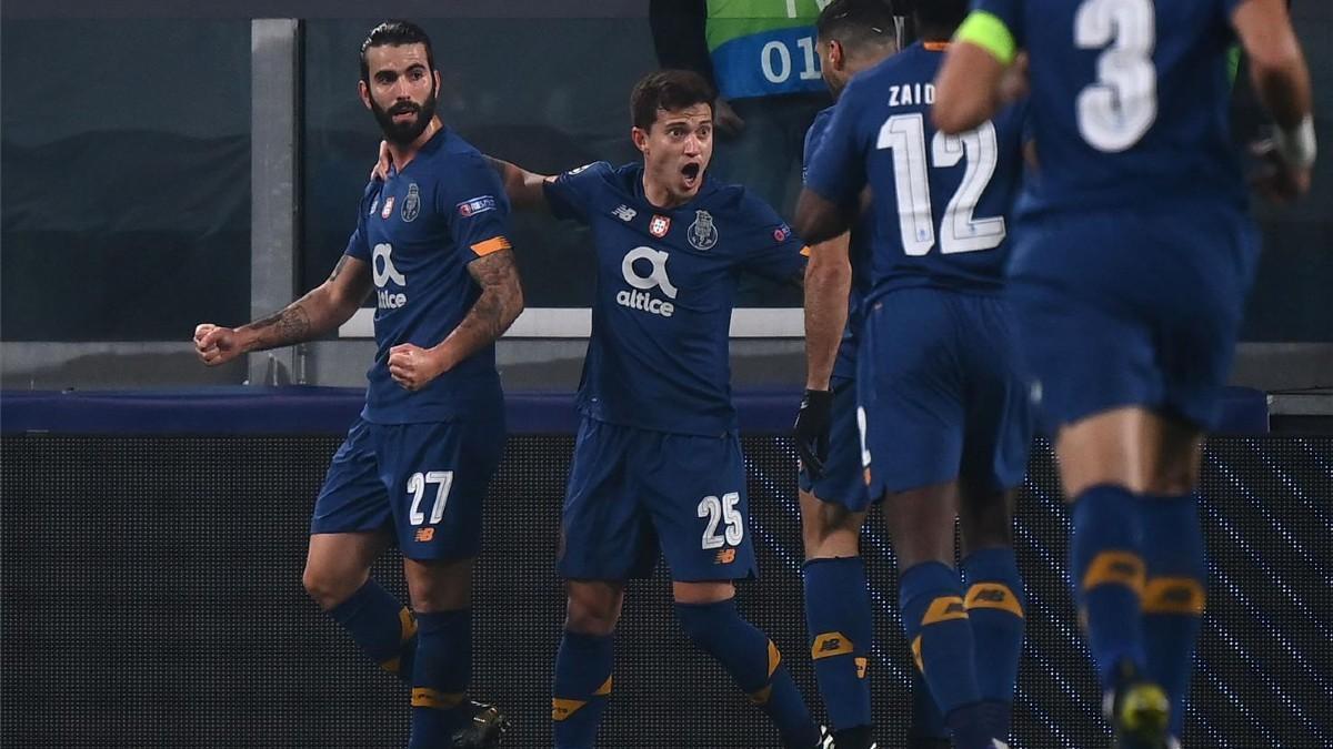La Juve de Cristiano naufraga ante el Porto