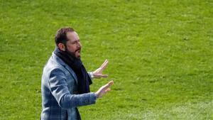 Pablo Machín considera que su equipo puede dar la sorpresa ante el Barça