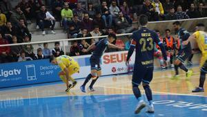 Inter solo ha podido empatar en Peñíscola (2-2)