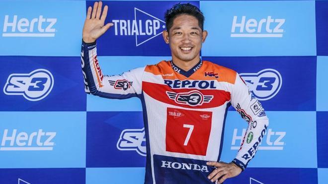 Fujinami despide a los 41 años su prolífica carrera en el trial