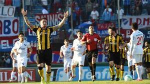 El Peñarol ganó en el Clausura de Uruguay