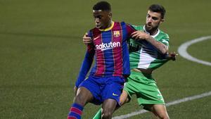 Ilaix Moriba y el FC Barcelona siguen sin ponerse de acuerdo