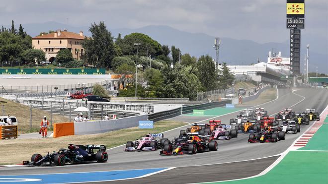 No habrá público en el GP de España