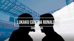 Lukaku vs Cristiano Ronaldo: cara a cara