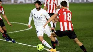Isco busca una salida en el Real Madrid