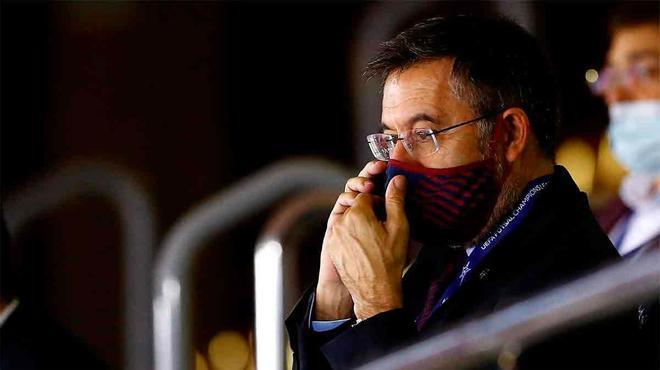 La directiva del Barça se mantiene en el cargo a la espera de saber fecha de la moción