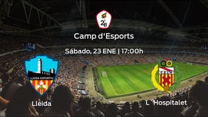 Previa del encuentro: Lleida Esportiu - L´Hospitalet
