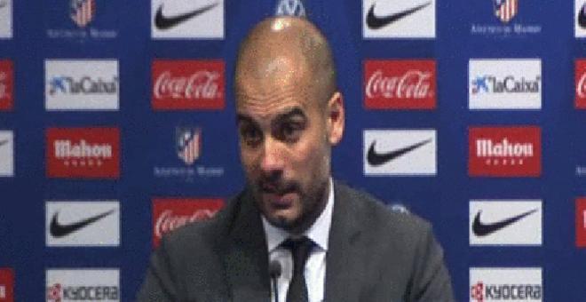 Guardiola: La Liga, no la ganaremos