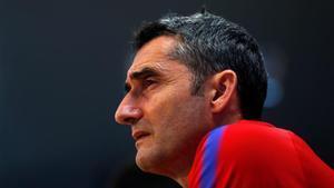 Valverde habló de los centrales