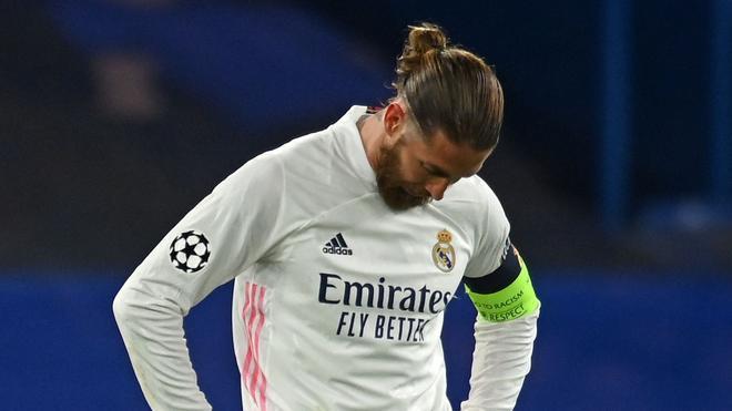Luis Enrique:  Sergio Ramos sigue en las mismas circunstancias que le hicieron no entrar en la lista