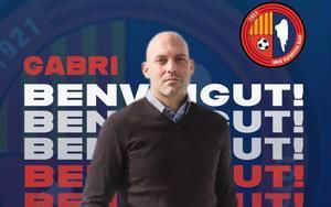 El exazulgrana Gabri releva a Raúl Garrido en el banquillo del Olot