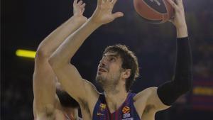 Ante Tomic disputa su sexta temporada como azulgrana
