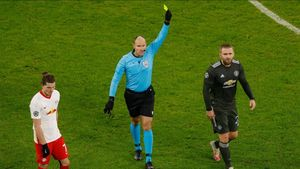 Mateu Lahoz sigue afianzado en el Grupo Élite del arbitraje UEFA