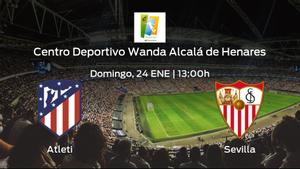Previa del partido: el Atlético de Madrid Femenino recibe al Sevilla Femenino
