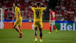 El Barcelona debe vencer al Dinamo de Kiev para mantener vivas sus esperanzas de clasificar a octavos de UCL