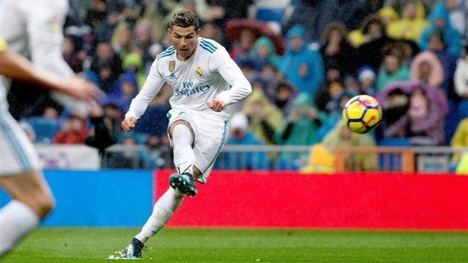Cristiano Ronaldo no está contento en el Real Madrid