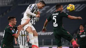 Cristiano Ronaldo vuelve a ser el máximo goleador de la Serie A