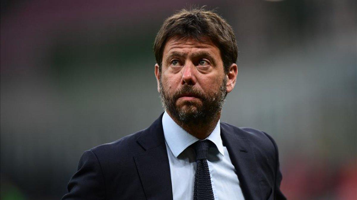"""Andrea Agnelli: """"La Juventus ha demostrado que tiene un ADN único"""""""