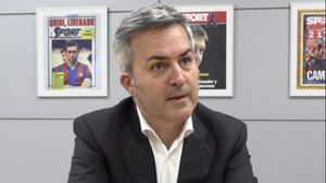 Víctor Font: Hay mucha gente deseando entrar en el Barça