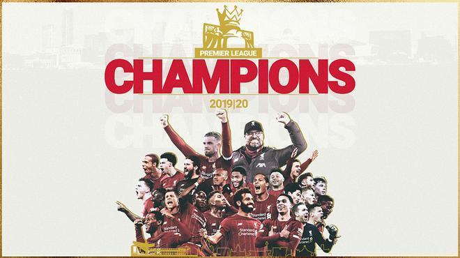 El Liverpool ya es campeón de la Premier