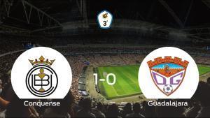 1-0: El Conquense se impone al Guadalajara en casa