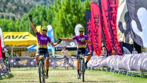 Hans Becking y José Dias vencedores en Colina Triste UCI