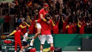 España, en su décima final y a por su sexta ensaladera