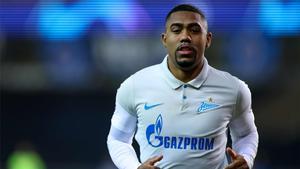 Malcom se marchó traspasado al Zenit en agosto de 2019