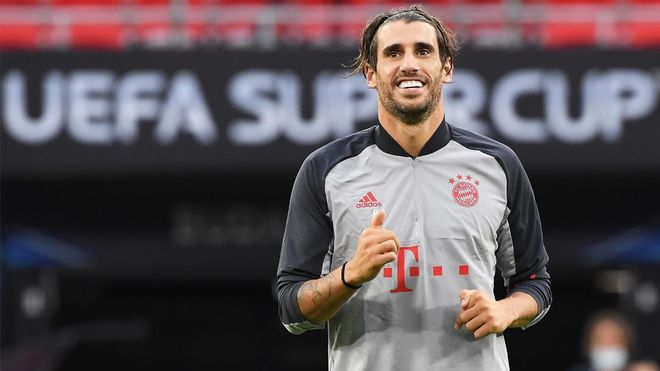 Javi Martínez no seguirá en el Bayern