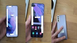 Anunciado el nuevo Samsung Galaxy S21 Plus
