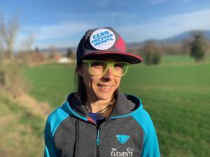 La atleta de Trail Anna Comet suma fuerzas con la Gasol Foundation