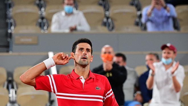 Djokovic - Tsitsipas, horario y televisión