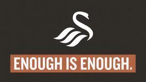 El Swansea City suspende su actividad en redes sociales una semana
