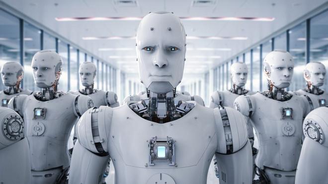 El ejército pretende dar tejido muscular vivo a los robots