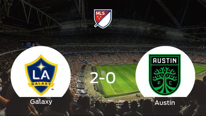 El LA Galaxy vence 2-0 al Austin FC