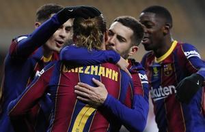 El Barça se estrena en la Copa en Cornellà