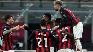 El Milan refuerza su posición como líder de la Serie A
