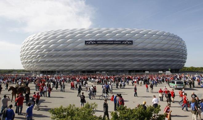 FINAL CHAMPIONS LEAGUE: BAYERN MUNICH - CHELSEA
