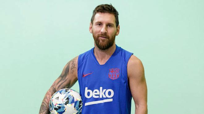 Leo Messi -Entrevista: El Barcelona es mi casa y no quiero irme, pero quiero ganar