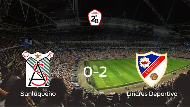 0-2: El Linares Deportivo se impone en el estadio del At. Sanluqueño