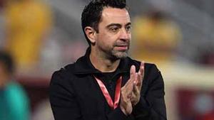 Xavi Hernández, entrenador del Al-Sadd