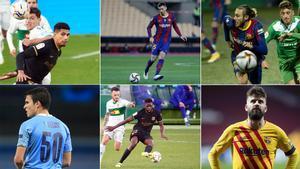 Presente y futuro de la defensa del Barça