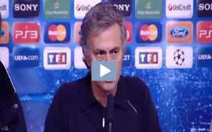 Mourinho: Quiero que ganar aquí sea una cosa normal