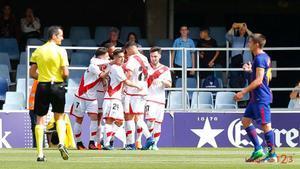 LALIGA 123 | FC Barcelona B - Rayo Vallecano (2-3)