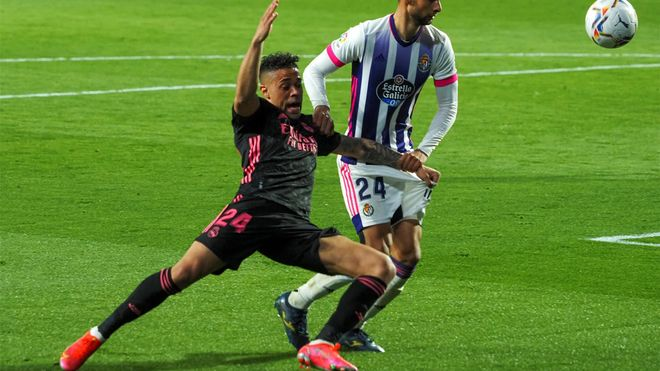 Mariano no aprovechó la ocasión ante el Valladolid