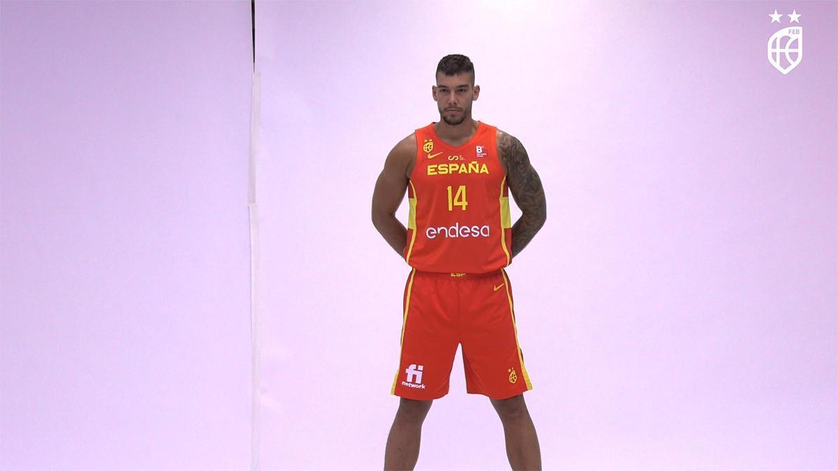 Así ha sido la sesión de fotos de la selección española de baloncesto antes de los Juegos Olímpicos