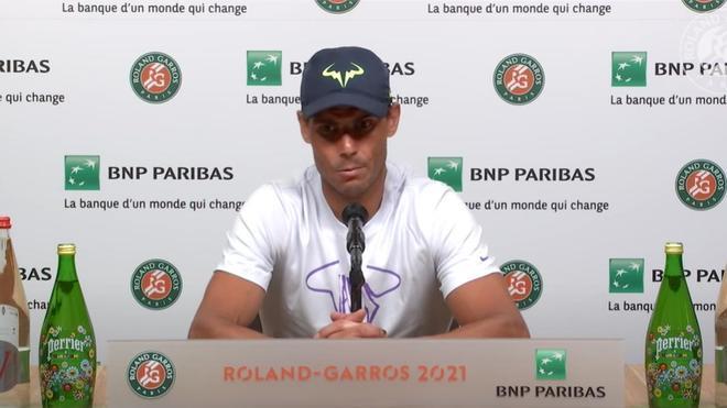Nadal: Prefería jugar la final con Djokovic