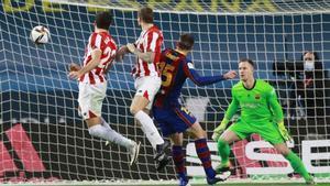 El Athletic Club arribará al enfrentamiento tras convertirse en el campeón de la Supercopa de España
