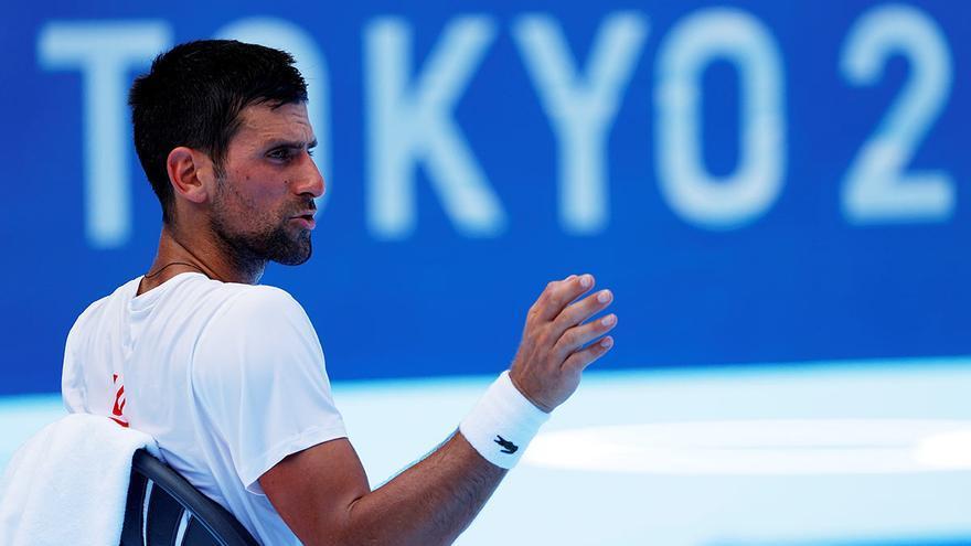 Djokovic debuta en Tokio ante Dellien con Zverev y Rublev en el horizonte