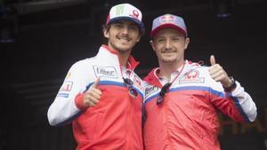 Bagnaia y Miller, el nuevo tandem de Ducati